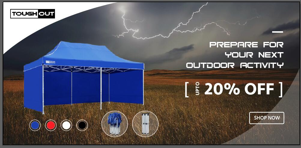 ToughOut Gazebos